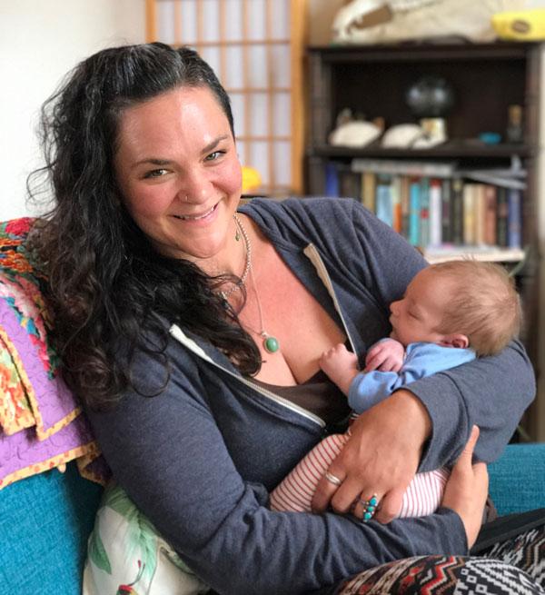 Rachel Varela Taos Mountain Doula Birth Coach